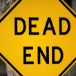 Stock Photo: Dead End