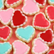 Heart Cookies — Stock Photo #20142617
