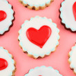 Heart Cookies — Stock Photo #20142911