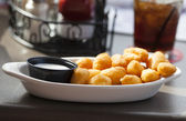 Cheese Curds — Stock Photo