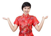 Chinese woman — Stock Photo