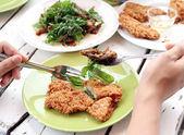 タイ料理 — ストック写真