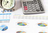 Zakelijke en financiële — Stok fotoğraf