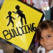 Stock Photo: Signs of bullying