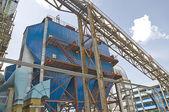 Impianto industriale dettaglio — Foto Stock