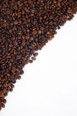 Coffee Bean Background — Photo