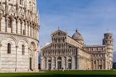 Leaning Tower of Pisa in Tuscany — Stock Photo