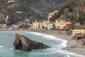 Monterosso al Mare Beach, Cinque Terre, Italy — Stock Photo
