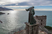 Monterosso - Cinque terre, pictorial Italian riviera series — Stock Photo