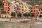 Monarolla fishing village, Cinque Terre, Italy — Stock Photo