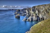 Mizen head, ierland — Stockfoto