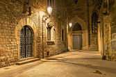 Gothic quarter, Barcelona, Spain — Stock Photo