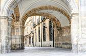Gate at Plaza Mayor, Salamanca, Spain — Stock Photo