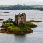 Постер, плакат: Castle Stalker Scotland