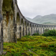 Glenfinnan Viaduct,Scotland — Stock Photo