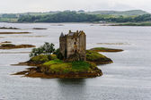 Castle Stalker, Scotland — Stock Photo