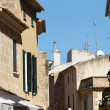 Stock Photo: City of Alcudia