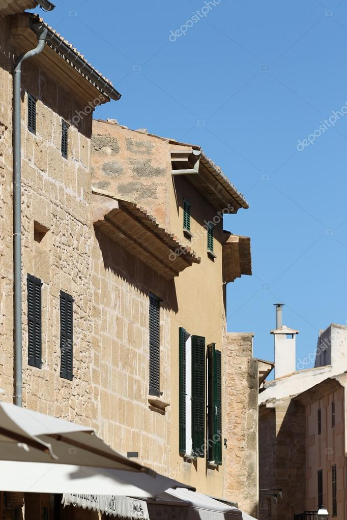 City of Alcudia, Majorca — Stock Photo #13349580