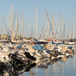 Yachts in port — Stock Photo #13353189