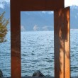 Stock Photo: View of Montreux