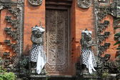 Religious buildings on the island of Bali — Stock fotografie