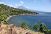 Bay in the village of Amed — Stock Photo