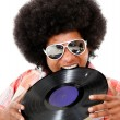 Disco man  — Stock Photo