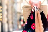 ショッピング バッグ — ストック写真