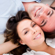 Happy loving couple — Stock Photo #12889145
