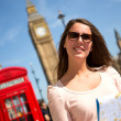 Lost in London — Stock Photo