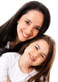 Moeder en dochter — Stockfoto