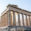 Beautiful Parthenon in Greece - Stock Photo