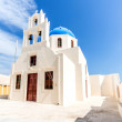 Greek church — Stock fotografie
