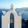Church in Santorini — Stock Photo