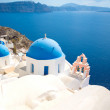 Island of Santorini  — Stock Photo