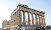 Beautiful Parthenon in Greece — Stock Photo