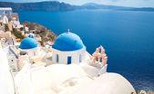 Island of Santorini — Stock Photo