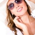 Summer woman portrait — Stock Photo #14665169