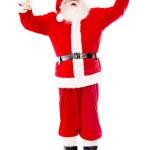 Happy Santa Claus — Stock Photo