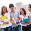 Group of students — Stock Photo #15659377