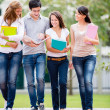 Group of students Group of students — Stock Photo #15949797