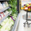 Shopping cart Shopping cart — Stock Photo #16651967