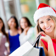 Christmas shopping Christmas shopping — Stock Photo #16797463