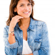 Beautiful casual woman Beautiful casual woman — Stock Photo