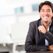 Stock Photo: Successful businessman Successful businessman