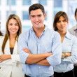 Successful business team Successful business team — Stock Photo #20499995