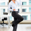 Successful business woman Successful business woman — Stock Photo