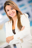 Sucessful business woman Sucessful business woman — Stock Photo