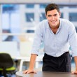 Confident business man Confident business man - Stock Photo