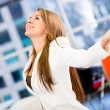Successful business woman Successful business woman — Stock Photo #21149991